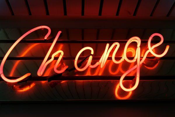 Podcast épisode 12 : blabla sur le changement